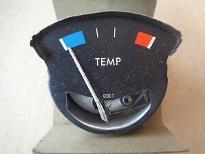 Opel Kadett C  Temperaturanzeige Thermometer Original NEU