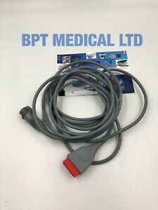 GE Invasive Pressure Cable BP Adapter Cable IBP TC-MQ-2 Marquette tram cable