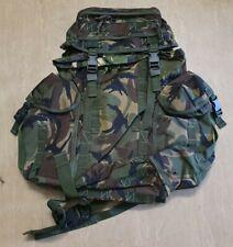 G1 Genuine British Army Issue DPM Woodland Camo 30 Litre Patrol Pack Rucksack