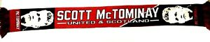 United Player Scarf SCOTT McTOMINAY Manchester Football Gifts