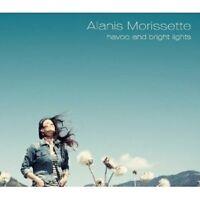 ALANIS MORISSETTE - HAVOC AND BRIGHT LIGHTS  CD+++++++++14 TRACKS+++++ NEU