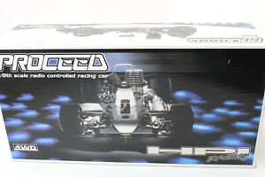 HPI RACING PROCEED 1/8 SCALE 4WD RACE CAR FACTORY SEALED VERY RARE NEW