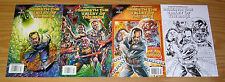 Beneath the Valley of Rage #1-3 Vf/Nm complete series + variant Fangoria set 2