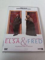 "DVD ""ELSA & FRED"" COMO NUEVO MARCOS CARNEVALE MANUEL ALEXANDRE CHINA ZORRILLA"