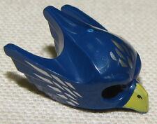 LEGO NEW DARK BLUE LEGENDS OF CHIMA MINIFIGURE BIRD MASK HAT HELME