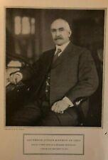 1910 Democratic Party Judson Harmon Woodrow Wilson Thomas Osborne Champ Clark