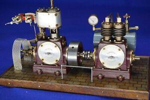 Steam Engine Compressor