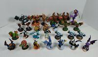 Skylanders Giants Mixed Lot of 27 Figures Characters