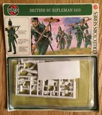 Sealed Airfix British 95th Rifleman 1815 (1973) Model Collectors Series