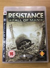 Resistance: Fall of Man (PS3) Shoot 'Em Up Incredible Value and Free Shipping!