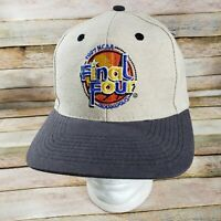 Mens 1997 NCAA Final Four Hat Cap Snapback Licensed Product Logo 7
