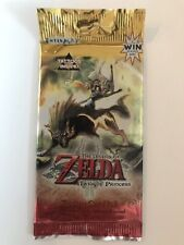 Enterplay -2007 - Legend of Zelda Twilight Princess Trading Card Booster Pack