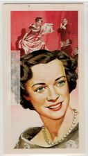 Kathleen Ferrier English Contralto Singer  Vintage Trade Ad Card