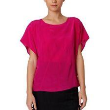 Women's Regular 100% Silk Batwing, Dolman Sleeve Tops & Blouses