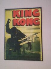 """Trouble in N.Y. for KING KONG 1933  Movie Poster Magnet 2 X 3"""""""