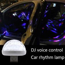 CDC6 Lampe Birne E27 Rotierend LED Party KTV Für Bühnenlicht RGB Kristallkugel