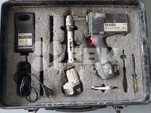 Rehau Rautool A2 Schiebehülsenwerkzeug Presswerkzeug Presszange Presse