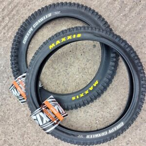 Maxxis Creepy Crawler Trials Bike Stunt Off road BMX Tyre ST   Front / Rear 20""