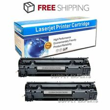 2PK Toner Cartridge for HP CE285A 85A LaserJet Pro P1102 P1102w M1212nf M1217nfw