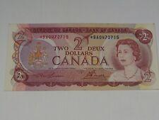 CU Crisp 1974 ⋆⋆STAR⋆⋆ Canadian $2 Note CANADA - BC-47aA.  #19