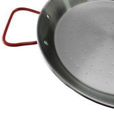 GARCIMA la Paella Pan Ideal De Acero Pulido 30 Cm