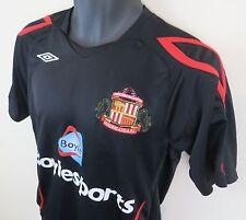 Sunderland AWAY Football Shirt Soccer Jersey Trikot Camiseta Maillot Skjorte S