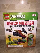 Lego Fight the Power of the Snakes NINJAGO BOOK