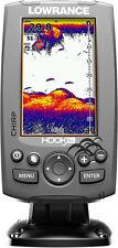 Lowrance HOOK 4x CHIRP mit 83/200 kHz Geber Fischfinder Echolot