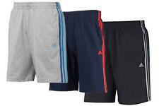 adidas Regular Fit Striped Big & Tall Shorts for Men