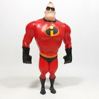 "DISNEY PIXAR MR INCREDIBLE 12"" TALKING FIGURE JAKKS PACIFIC INCREDIBLES"