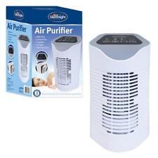Silentnight HEPA Air Purifier Triple Replaceable Carbon Filter Ionizer 3 Speeds