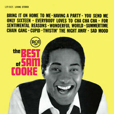 Sam Cooke Best of 140gm Vinyl LP Download