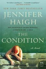 The Condition A Novel paperback book by Jennifer Haigh FREE SHIPPING