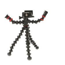"JOBY JB01524 GorillaPod Mobile Rig, Smartphone Clamp 2.2-3.58"" (JB01524-BWW) LN-"