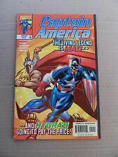 Captain America (vol3) 5 .  Marvel 1998 -   VF
