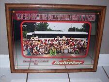 Budweiser World Famous Scottville Clown Band Mirror
