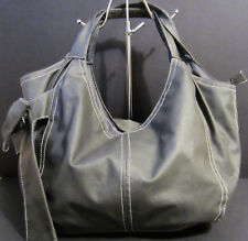 ION Womens Shoulder Bag  Faux Leather Slouchy Hand Bag Large and Roomy Textured