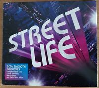 Street Life - 3CD Smooth Groves Soul & Funk  Various Hit Artists