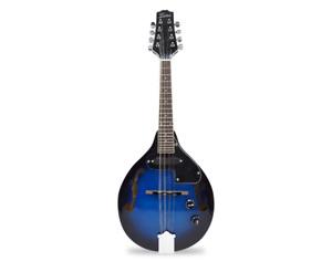 Freedom 8-String Acoustic-Electric Mandolin MT30 Blue
