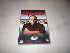 THE SOPRANOS  COMPLETE SERIES 1 DVD 4 DISCS SET