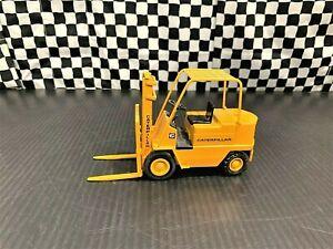 Joal Caterpillar V60C Forklift Truck - Yellow - 1:25 Diecast Boxed
