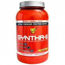 BSN SYNTHA-6 PROTEIN 2.5LBS SHAKE WORKOUT- Peanut butter cookie