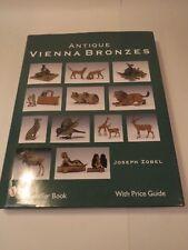 Antique Vienna Bronzes, Joseph Zobel, extensive color picture price guide
