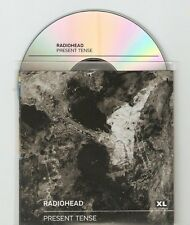 RADIOHEAD - PRESENT TENSE - BRAND NEW 3 TRACK PROMO CD
