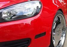 VW MK6 GOLF JETTA SPORTWAGEN SMOKED Bumper SIDE MARKER LIGHTS TURN SIGNAL SMOKE