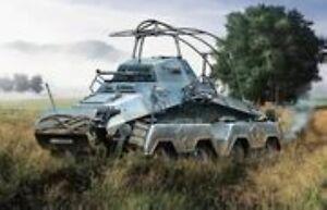Dragon 7429 1/72 Plastic WWII German Sd.Kfz. 232 Schwerer Panzerspahwagen
