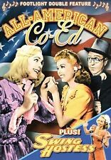 Musical Double Feature - All-American Co-Ed / Swing Hostess (DVD, 2008)