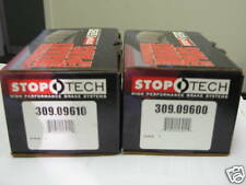 StopTech Street Performance Brake Pads Front and Rear