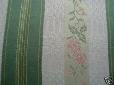 Rideau / tissu ancien, vintage, 180cm x 113cm