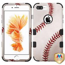 Baseball-Sports Collection Black TUFF Phone Cover APPLE iPhone 8 Plus 7 Plus
